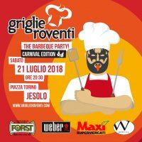 La 13esima edizione di Griglie Roventi